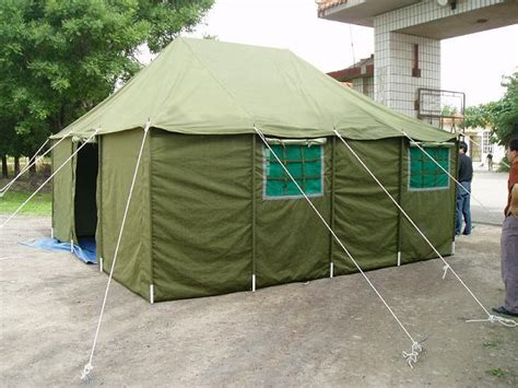 Large Canvas Gazebo Heavy Duty Canvas Army Tent Large Size Tents