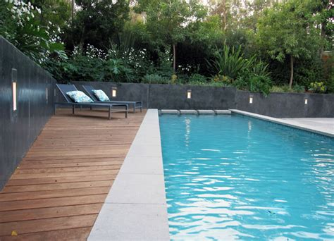 Cheap Living Room Decor Ideas by Spa Oasis Modern Pool San Francisco By Shades Of