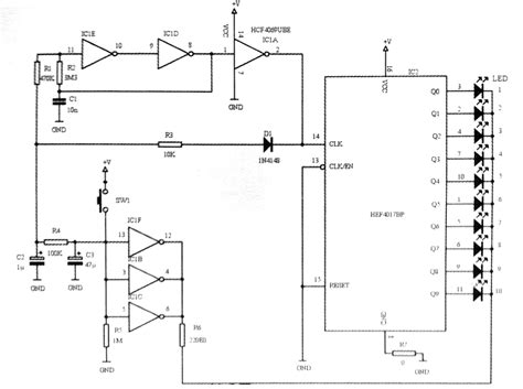 inverter oscillator circuit diagram 28 images april