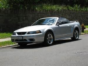 2001 Ford Mustang Cobra 2001 Ford Mustang Svt Cobra Pictures Cargurus