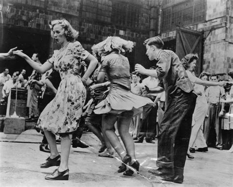 retro swing music vintage swing dance photo life goes to a party