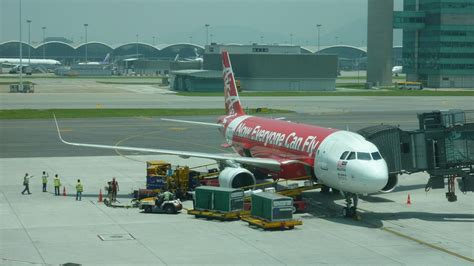 airasia hong kong review of air asia flight from hong kong to kuala lumpur