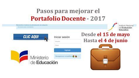 resultados evaluaciones ineval docentes 2016 ineval resultados de las evaluaciones de los docentes
