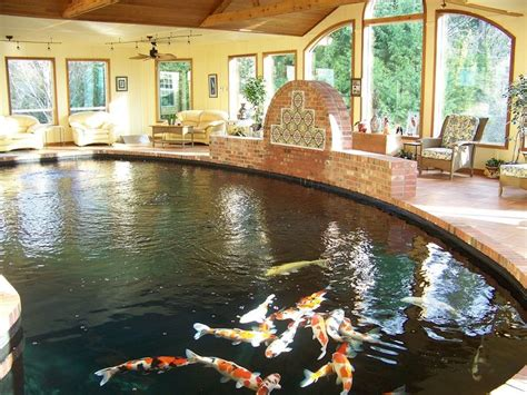 Indoor Ponds by 17 Best Ideas About Indoor Pond On Pinterest Small Fish