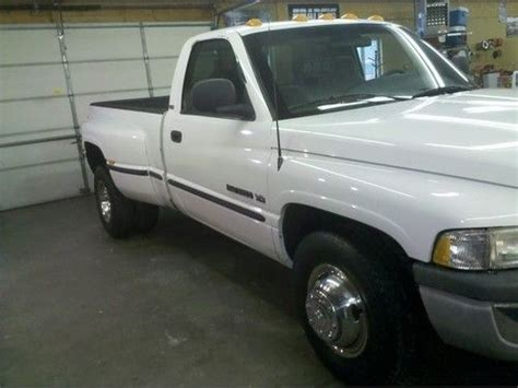 how to sell used cars 1999 dodge ram 1500 free book repair manuals sell used 1999 dodge ram 3500 laramie slt no reserve in lambertville michigan united states