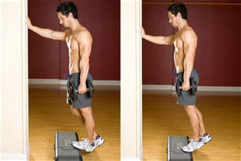how to shape calf muscles