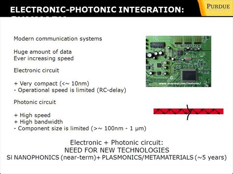 integrated circuits technology ppt ppt on photonic integrated circuit 28 images paper review yunsu sung ppt nanoscale optics