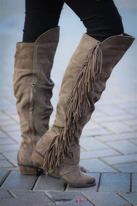 17 best ideas about fringe boots on fringe