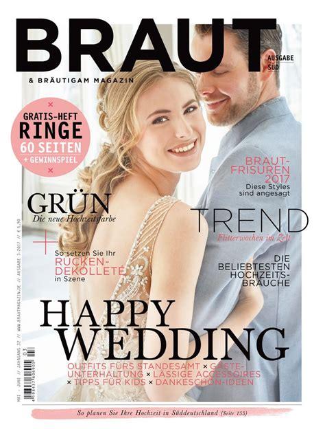 Braut Zeitschrift by 31 Besten Braut Br 228 Utigam Magazin Bilder Auf