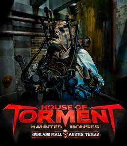 house of torment church of
