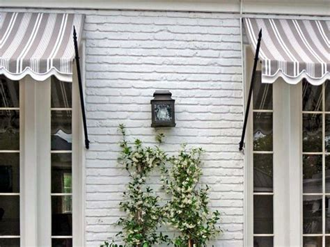 spear awning 10 easy pieces window awnings gardenista