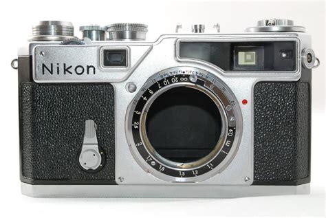 nikon sp 35mm rangefinder w nikkor s c 50mm f1 4 excellent 17022941 ebay