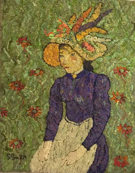 smith rug hooking patterns 288 best hooked rugs s smith images on smith rug hooking and wool rugs