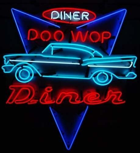 what were beer neon colors in the 50s and 60s 2018 diner doo wop dinen neon sign store display bar customer real glass signs light