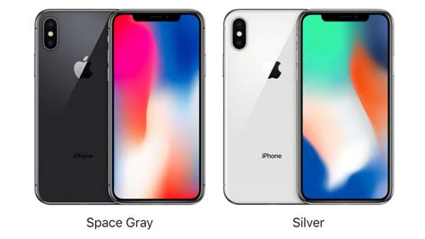 x iphone colors iphone x color decision flip flopping macrumors forums