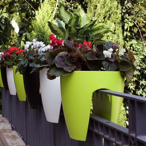 Banister Planters Greenbo Railing Planter The Green Head
