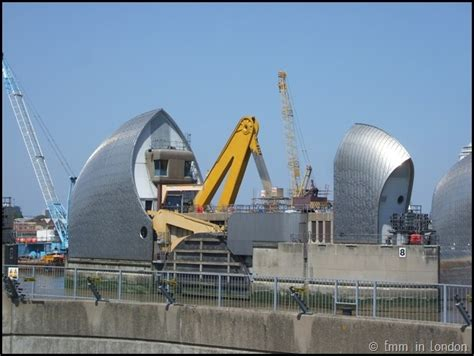 thames barrier up a day out at the thames barrier london emm in london