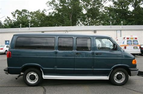 how cars run 1998 dodge ram van 2500 parking system sell used 1998 dodge 2500 12 passenger van in toms river new jersey united states