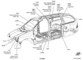 2005 ford freestar belt diagram 2006 ford focus wiring diagram page 4