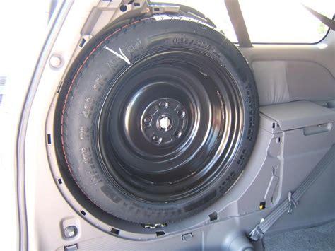 2009 honda odyssey spare tire location 2005 2009 honda odyssey touring depax spare tire kit