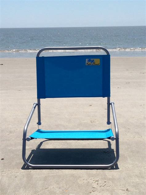 low to the ground chairs sand chair at vacation comfort rentals island sc