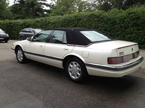 1995 cadillac seville sls purchase used 1995 cadillac seville sls sedan 4 door 4 6l