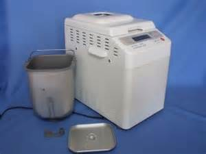 Hitachi Bread Machine Recipes Hitachi Bread Machine Hb B301 Machine With Manual Recipe
