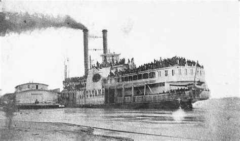 boat sinking memphis largest maritime disaster in the us happened just north of