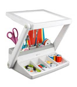 ott light joann ottlite 174 led light box and task l station jo