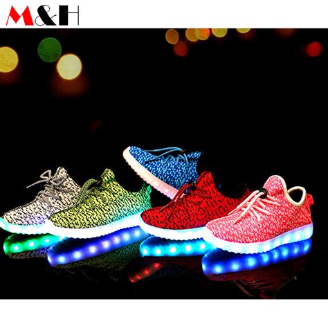 s light up sneakers buy nike yeezy light up shoes