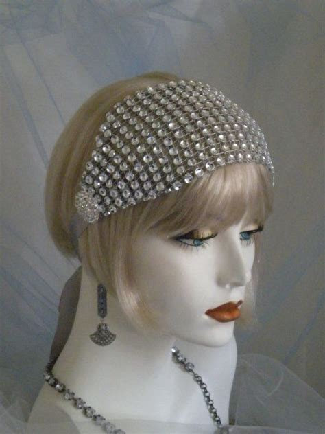 1920 s flapper tutorial diy vintage inspired headband 1920 s headpiece flapper headband gatsby old hollywood