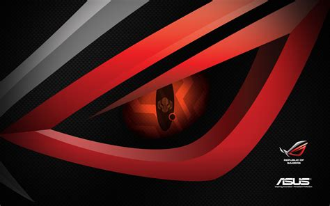 download theme windows 7 republic of gamers official asus rog wallpaper wallpapersafari