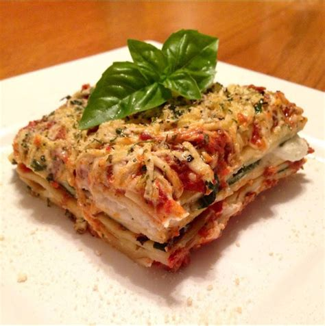 The Comforting Vegan by The Comforting Vegan Vegan Lasagna