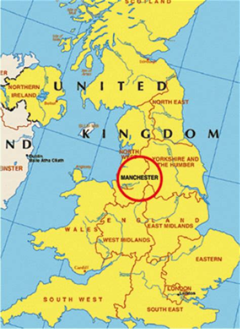 map uk manchester reliable index image manchester map