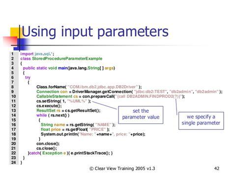 tutorial java language java arlow jdbc tutorial java programming tutorials