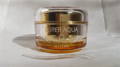 Harga Missha Aqua Cell Renew Snail empties review missha aqua cell renew snail