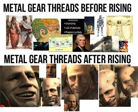 Metal Gear Rising Memes - metal gear rising revengeance know your meme