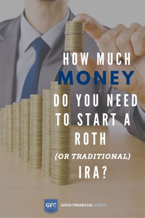 How Many Credits Do You Need To Get An Mba by How Much Money Do You Need To Start A Roth Or Traditional