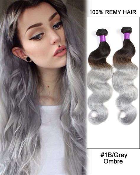 grey hair extensions before and after clip in hair extensions for grey hair before and after