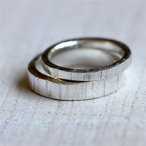 Bark Design Wedding Ring by 17 Best Ideas About Wood Engagement Ring On