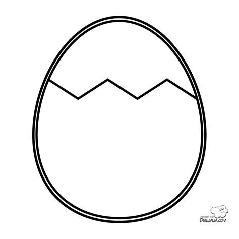 huevos con caritas para colorear huevo pascua roto huevos de pascuas pinterest pintar