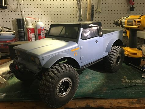 jeep nukizer kit c2 custom axial jeep nukizer 715 rccrawler