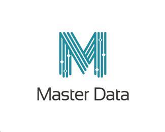 data pattern logo master data designed by lups brandcrowd