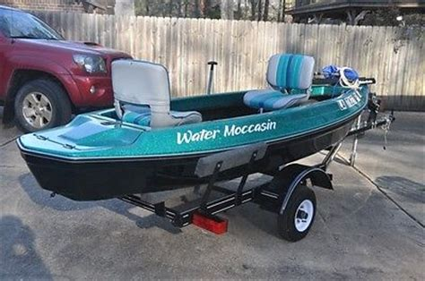 fishing boat seats for sale used water moccasin two seat fishing boat used water moccasin
