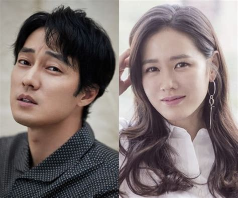 so ji sub son ye jin so ji sub and son ye jin confirmed to star in new film