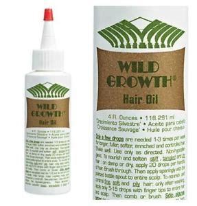 wild growth light hair oil ingredients wild growth hair oil 100 natural ingredients detangle