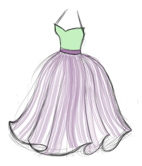 Drawing Dresses by Melissapurkis Walk Walk Fashion Baby