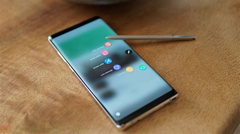 samsung galaxy note 8 review ubergizmo