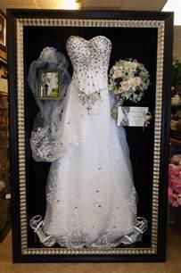 wedding dress frame 17 best images about wedding dress framed on