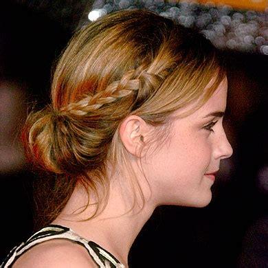 uñas sencillas imagenes top hairstyle recogidos con trenzas 2012